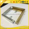 6063 6463 Brushed Sliver Gold Aluminum Alloy Profile Photo Frame