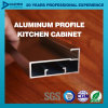 Aluminum 6063 Extrusion Profile for Kitchen Cabinet Handle with Different Color