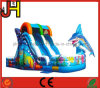 Attractive Inflatable Ocean Theme Slide for Sale