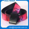 Colorful Printed Fashion Women′s Waist Webbing Belt