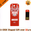 Hot Plastic Super Smart Gift USB Pendrive (YT-3206)