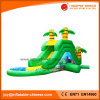 2017 Hot-Sale Inflatable Multiple Jungle Water Slide with Pool (T11-103)