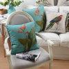 Luxurious Cotton Linen Toss Pillow Covers for Sofa