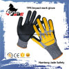 PU Coated Impact Cut Resistant Glove