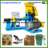 Floating Aquatic Animals Fish Feed Extruder Pellet Mill Machine