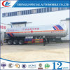 3 Axle 56000liter LPG Road Tanker LPG Tanker Semi Trailer
