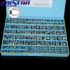 1st Convertible Roth Slot 0.022 Orthodontic Molar Band Set