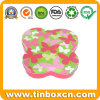 Sweet Candy Tin Box for Gift, Confectionery Tinplate Metal Box
