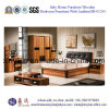 Luxury King Size Bed Bedroom Furniture Sets (SH-012#)