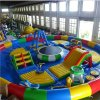 Multiple Inflatable Water Slide Parts Inflatable Obstacle (HD-006)