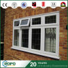 Plastic Exterior Double Glazed Casement Window Wholesaler