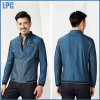 Factory Custom Made Nylon Men Jacket for Fashion Clothes by China