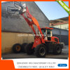 Jieli Brand Ce Certificated Articulated 2.0 Ton Mini Wheel Loader