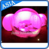 Transparent Lighting PVC Snow Bubble Dome Tent for Holiday and Party Decorations