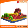 Obstacle Course Inflatable Fun City Bouncer (T6-202)