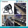 36PCS 5W White DMX PAR 64 LED Studio Lighting