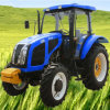 Economical and Practical 95HP 4WD Agricultural Tractors