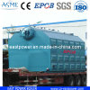 Full Atuomatic Boiler Szl Double Drums Steam Boiler (SZL4/30T-1.25-AII)