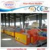 Wood Plastic Composite WPC Outdoor Decking Profile Line