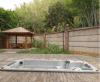 Outdoor Luxiouis 4 6 8 10 Drop in Hot Jacuzzi Whirlpool
