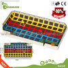 2017 Large Commercial Build Indoor Trampoline Park for Kids