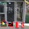 German Veka PVC Glass Sliding Door with Security Screen