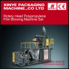 Rotary Head PP Film Blowing Machine Set