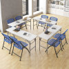 Folding Lecture Train Table