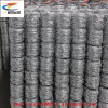 Hot Galvanized Barbed Wire Fence Good Factory
