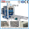 2015 Machinery Qt10-15 Fully Automatic Block Making Machine Line for Sale