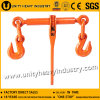 Ratchet Type Load Binder, Red Painted, Two Kinds of Handle