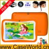 7 Inch Children Education Tablet PC for Kids Android 4.1 WiFi Dual Camera G-Sensor, Gifts for Children