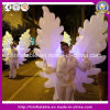 Outdoor Parade Inflatable Costumes Angel Wings