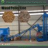 1-2t/H Professional Biomass Pellet Line Complete Wood Pellet Plant