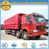Sinotruk 8*4 30 Tons Tipper 12 Wheels Dump Truck
