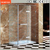 3-19mm Silkscreen Print/Acid Etch/Frosted/Pattern Safetytempered/Toughened Glass for Home, Hotel Bathroom/Shower Screen with SGCC/Ce&CCC&ISO Certificate