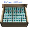 3.7V 2200mAh 18650 Lithium Ion Battery Cell (FLC-18650-2200)