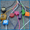 Eco-Friendly Feature Quality Embossed Garment Hang Tag Plastic String