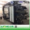 High Speed 6 Colors Plastic PE Film Roll Flexo Printing Machine at Low Price