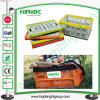 Plastic Foldable Storage Container Box for Fruits