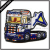 Truck Multi Color Embroidery Patch