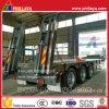 Tri-Axle Heavy Transport Lowbed Semi Trailer