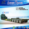 Extendable Low Boytrailer Gooseneck Detachable Low Bed Semi Trailer
