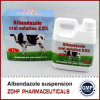 2.5% 10% Albendazole Suspension for Cattle
