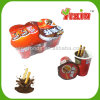 Chocolate Biscuit Cup