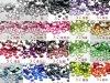 Fashion Hot Fix Crystal Rhinestones Design for Nail Art