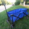 Folding Wagon/ Portable Cart/ Shopping Cart/ Trailer/ Trolley/ Carriage