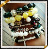 Wholesale Fashion Jewelry Natural Agate Stone Beads Bracelet (CB070)