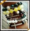 Wholesale Fashion Jewelry Natural Agate Stone Beads Bracelet (CB070)