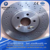 Auto Car Semi-Metallic Front Brake Disc for Toyota